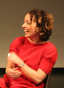 Dr Martina DiSimplicio at the 2013 Cambridge Science Festival